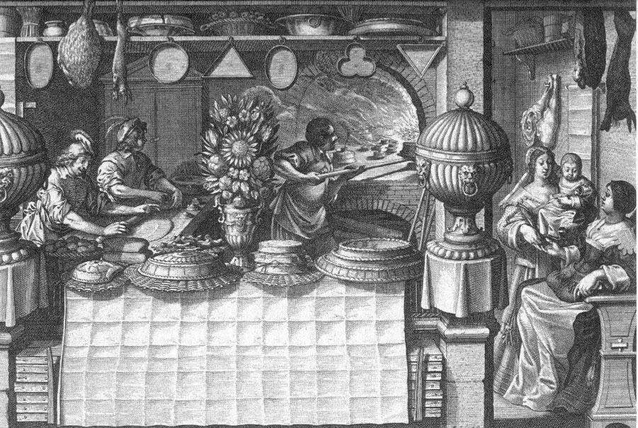Pasteles y cursos casa angel ingredientes y su historia - Mundo de la reposteria ...