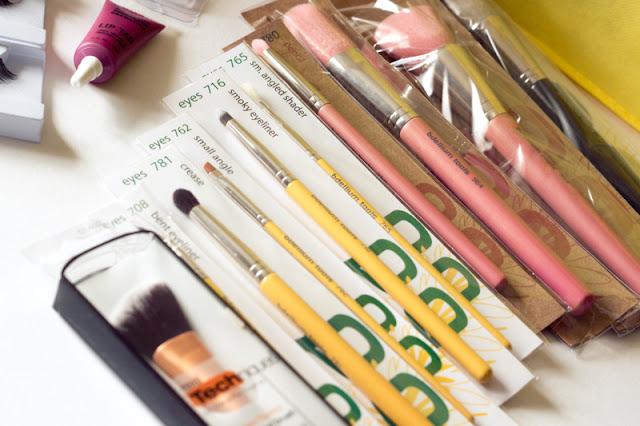 imats 2013 toronto canada haul bdellium brushes