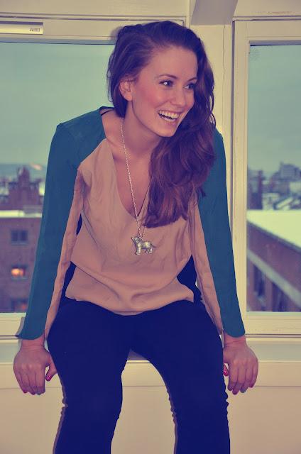 Norwegian Fashion Designer Nesbo