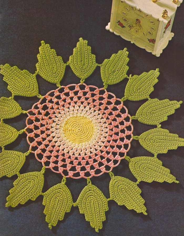 patr n 501 centro de mesa a crochet ctejidas
