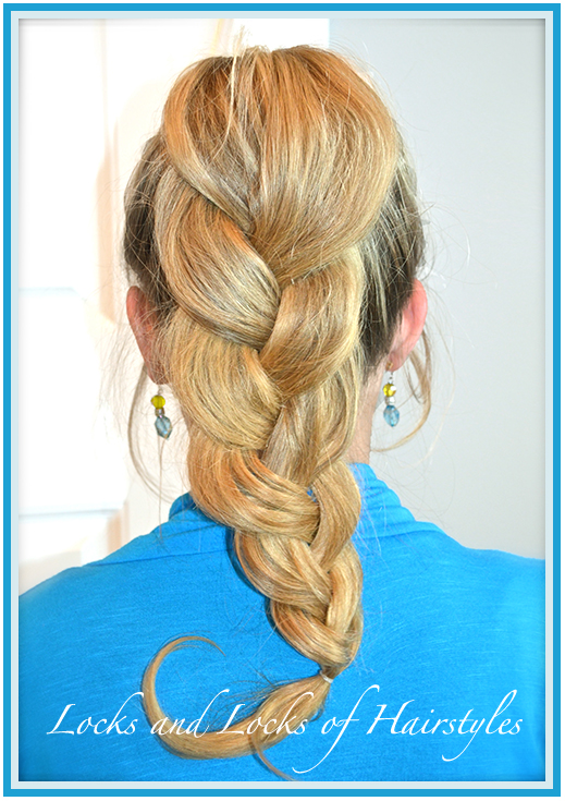 Locks And Locks Of Hairstyles Quick And Easy Video Tutorials Puff