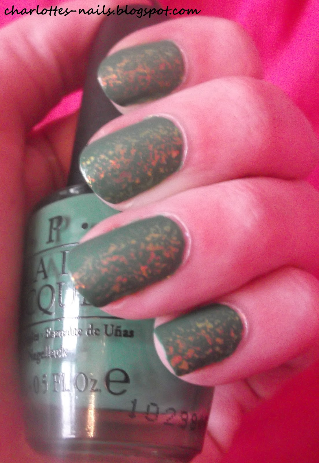 Charlottes-Nails: OPI Don\'t Mess With OPI & Essie Shine Of The Times