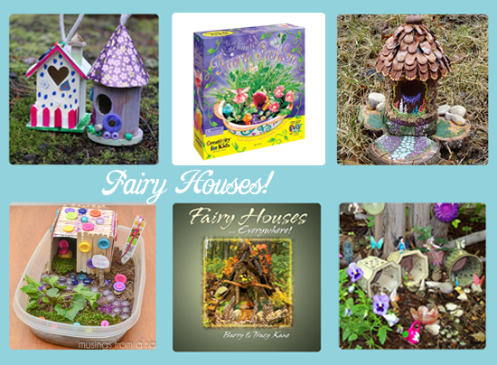 Fairy Houses_Everyday Magic Blog.