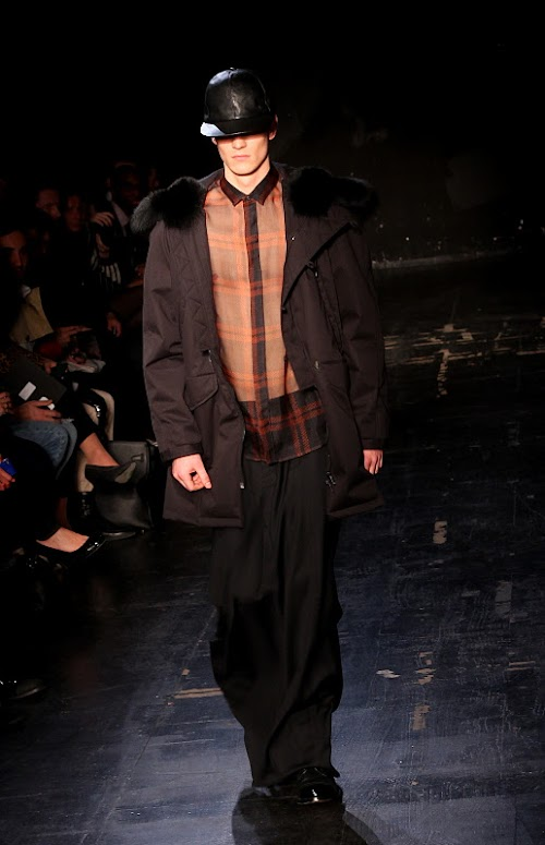 Quasimi Menswear Fall/Winter 2012