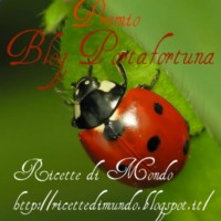 Premio Blog Portafortuna da Romy