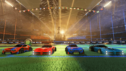 Download Rocket League PC Gratis 1