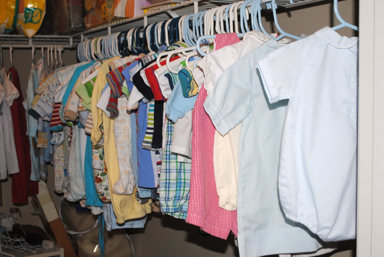 Griffinu0027s Closet Is Insane. This Baby Boy Has SO Many Clothes! My Cousin  Let Me Borrow A Ton Of Her Newborn Things U0026 I Am Very Curious To See If  Griffin ...
