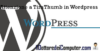 sicurezza wordpress timthumb