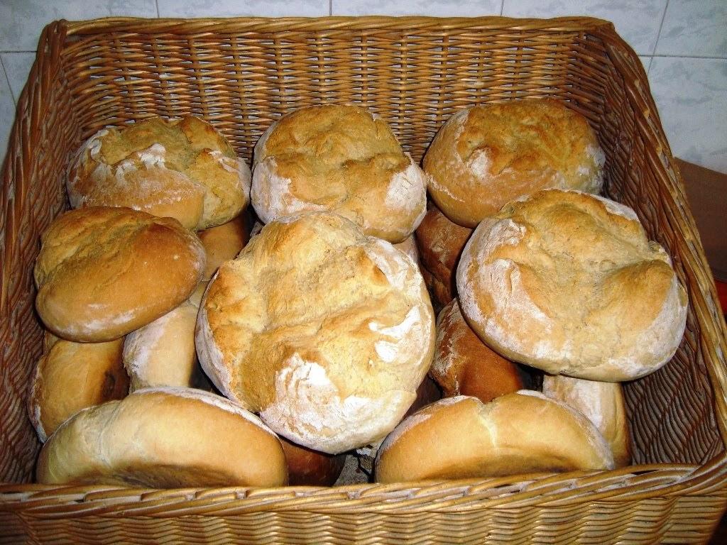Pan de Campo en la Romera