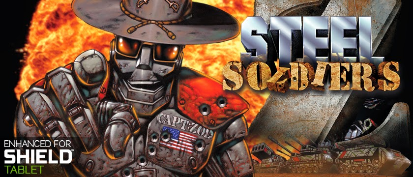 Z Steel Soldiers v1.91 APK