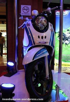 Spesifikasi dan Harga Yamaha Mio Vino