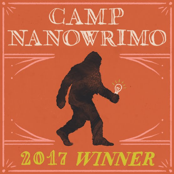 July Camp NaNoWriMo 2017!