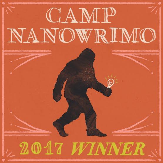 July Camp NaNoWriMo 2017!
