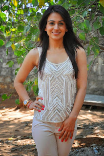 Actress Aksha Pardasany Latest Pictures in White Jeans at Dr Saleem Success Meet  008.jpg