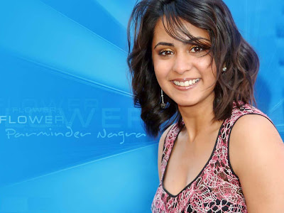 Indian Descent Parminder Nagra Lovely Wallpaper