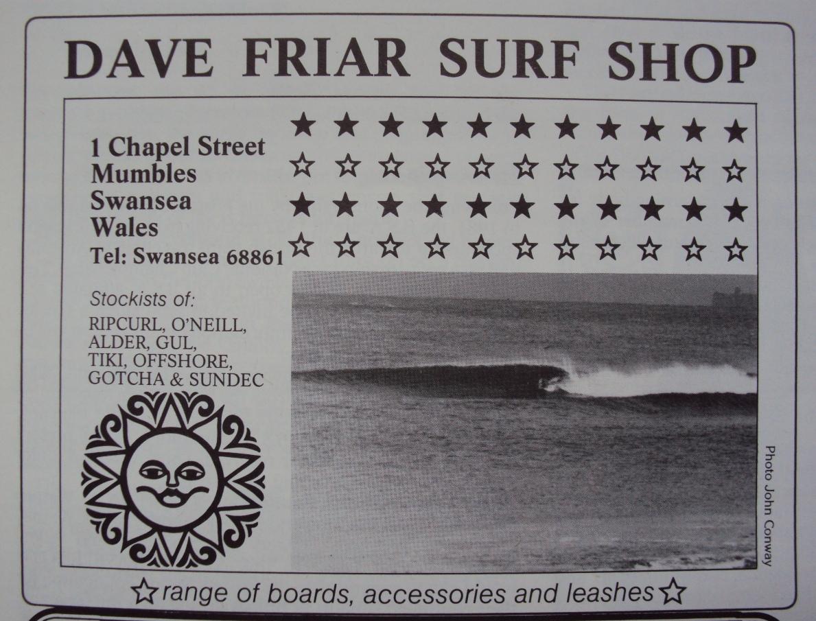 Vintage surfboard collector uk dave friar singlefin early 80s nvjuhfo Images