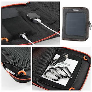 Foldable Portable Solar Panel