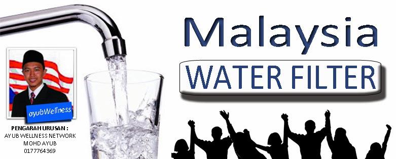 PENAPIS AIR HALAL MALAYSIA