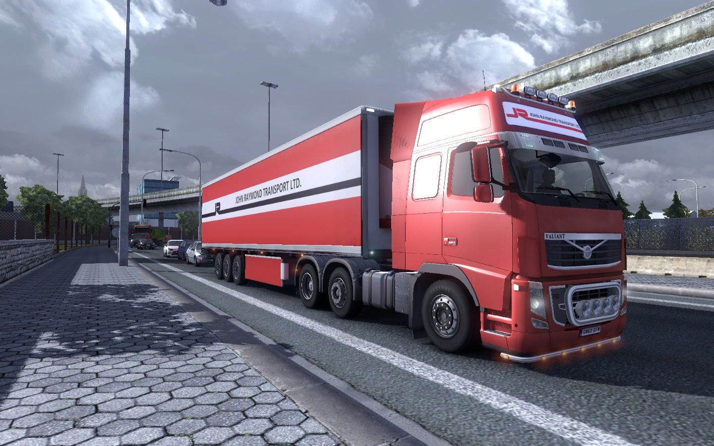 truck and trailer free download full version