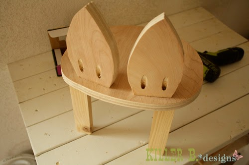 Toddler Sized Animal Stools Do It Yourself Ideas And
