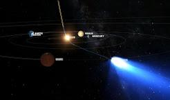 Comet ISON Model