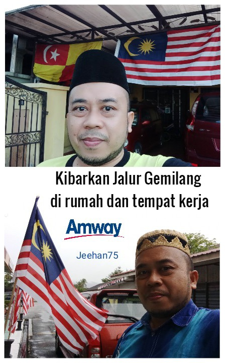Klik Jalur Gemilang Untuk Sertai Amway Malaysia