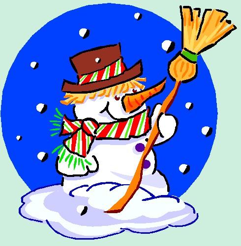 Ms3 2013 mermoz bonnes vacances d 39 hiver - Clipart bonhomme de neige ...
