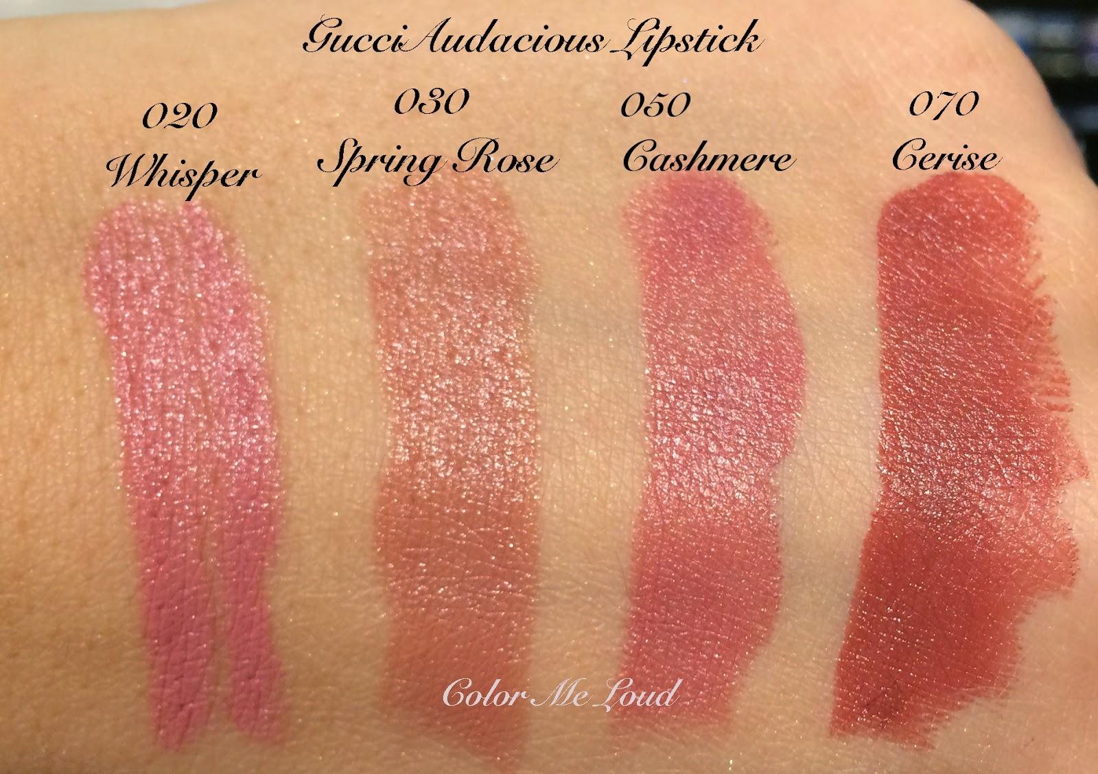 ผลการค้นหารูปภาพสำหรับ Gucci Lip Luxurious Pigment-Rich Lipstick