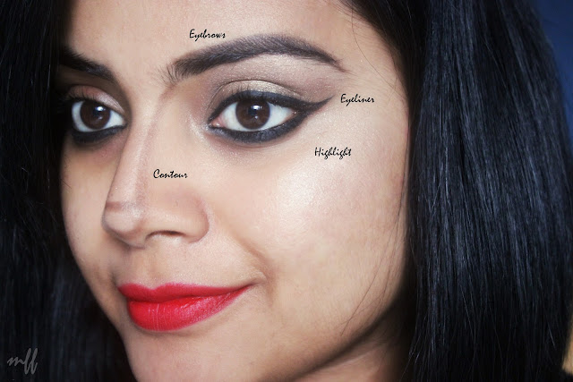 How To Use Maybelline The NUDES Palette In 5 Ways