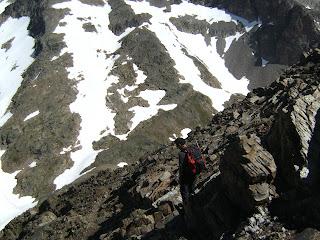 normas basicas de seguridad en montaña, terreno nevado,pirineo,