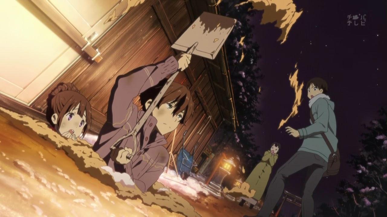 Hyouka - http://tenshicrew.blogspot.com/ - Tenshi-Crew