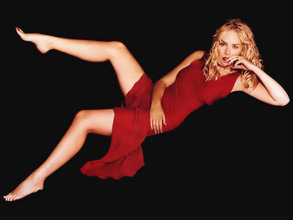 Sharon stone nuda hot for that