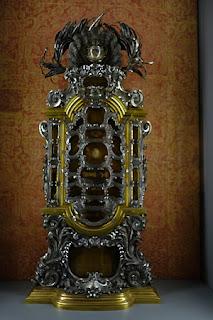 Relics of saint, Bernardo Holzmann, Giovanni Battista Foggini, Florence, Italy