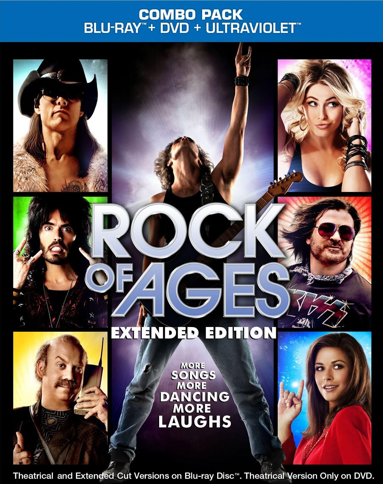 Rock of ages ร็อคเขย่ายุค รักเขย่าโลก HD
