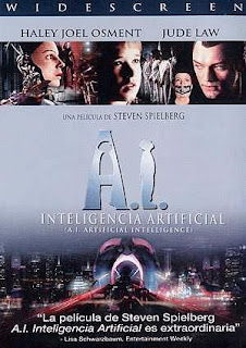 A.I. Inteligencia Artificial  (2001) pelicula hd online