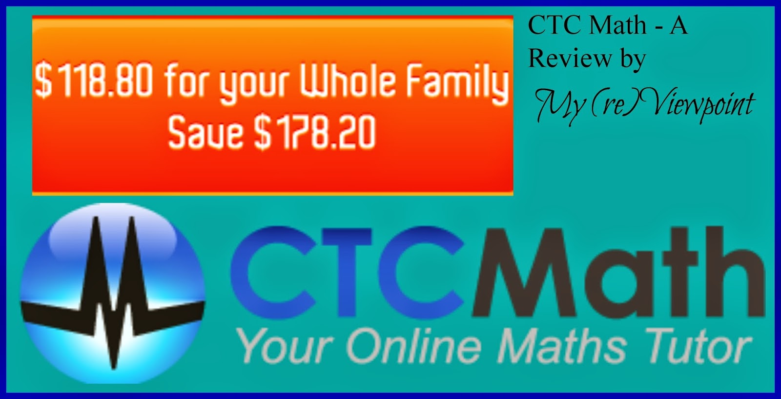 My (re)Viewpoint: Review of CTCMath