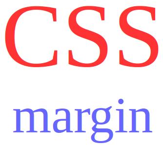 mengatur css margin