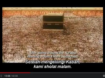 "Video ""Mukjizat Naik Haji"" - Misi Pemurtadan"