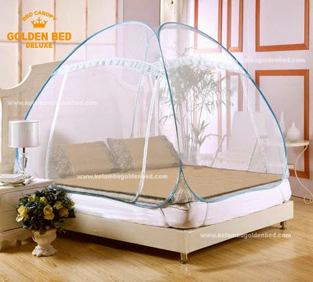 kelambu golden bed deluxe
