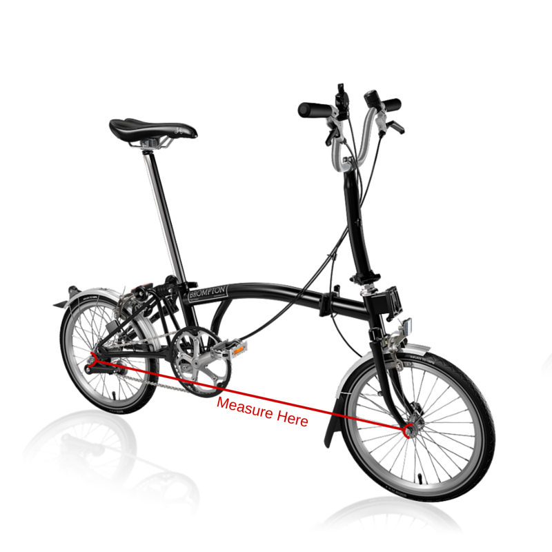 How To Measure Wheel Base >> Creating A Better Place With Brilliant Bikes Is My Brompton A Long