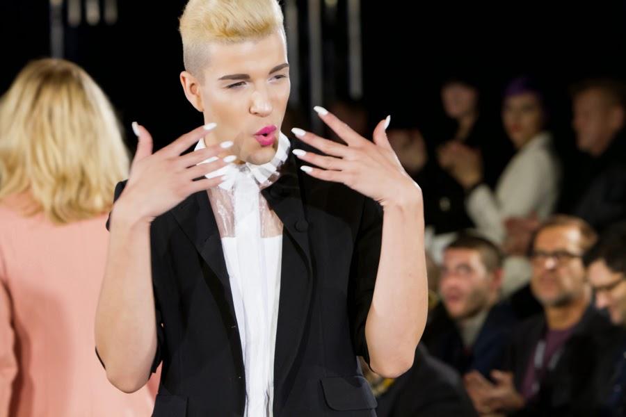 Kenneth Wyse Eco Fashion Week