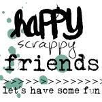 Happy Scrappy Friends