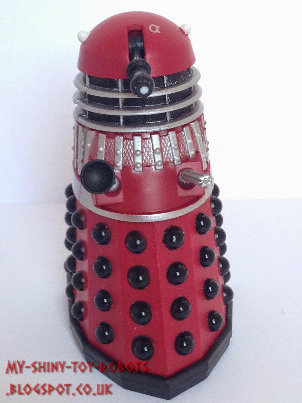 Dalek Alpha front