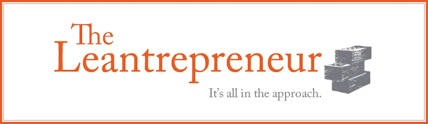The Leantrepreneur
