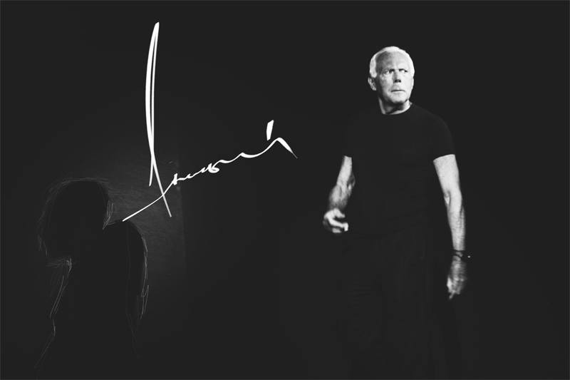 The Portfolio by Angelo Mesa: Giorgio Armani to Design ... Giorgio Armani