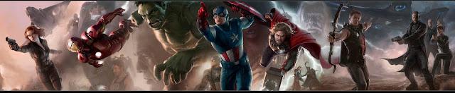 Avengers por h3ls1ng