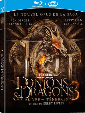 Dungeons & Dragons: The Book Of Vile Darkness (2012) Dual Audio Full Movie