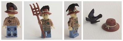 LEGO series 11 Scarecrow