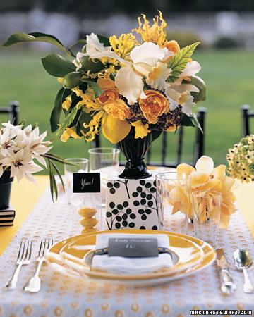 cores e flores 20 Como decorar a casa com flores.