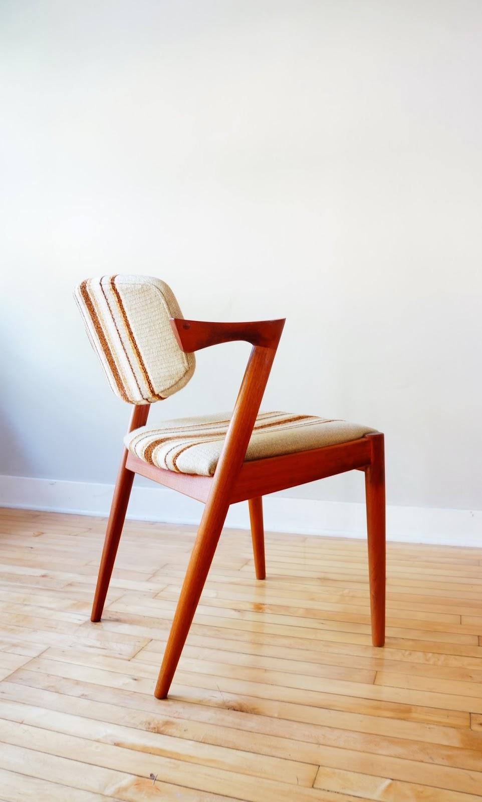 Str8mcm kai kristiansen model 42 chairs - Kai kristiansen chair ...